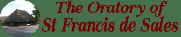 St Francis de Sales logo
