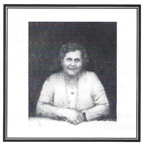 Miss Davies-Cooke